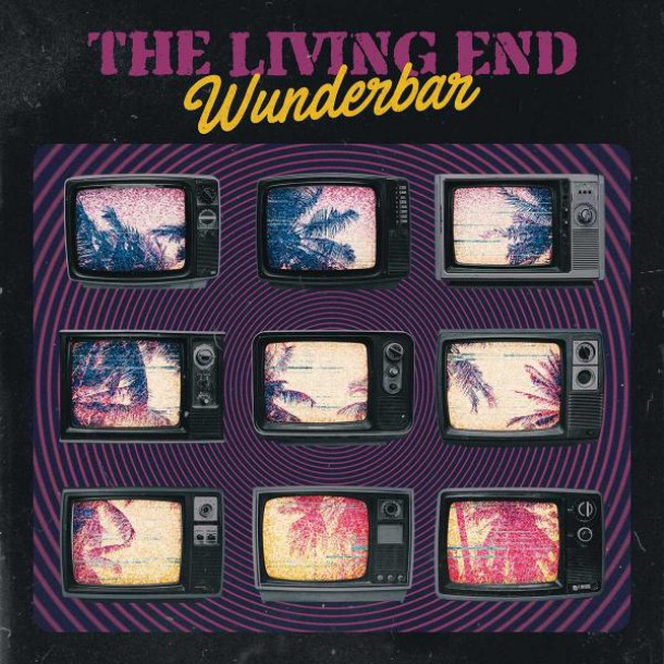 THE LIVING END releases new album WUNDERBAR