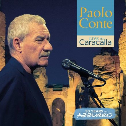 Legendary Italian artist PAOLO CONTE  announces new live album!