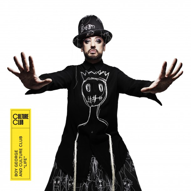 BOY GEORGE AND CULTURE CLUB release new album LIFE today!
