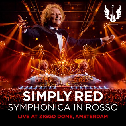 SIMPLY RED announces SYMPHONICA IN ROSSO!
