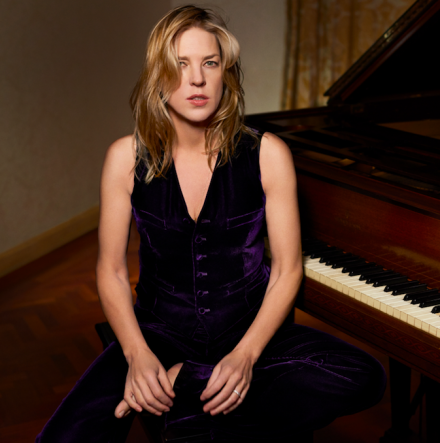 DIANA KRALL is the second name at GENT JAZZ FESTIVAL 2019