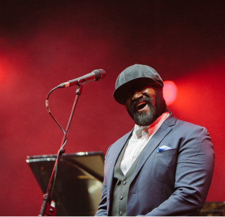 Clap your hands now: GREGORY PORTER at the Ghent Jazz Festival 2019!