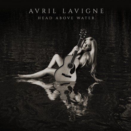AVRIL LAVIGNE releases new album HEAD ABOVE WATER today!