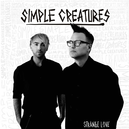 SIMPLE CREATURES release new track STRANGE LOVE and announce EP!