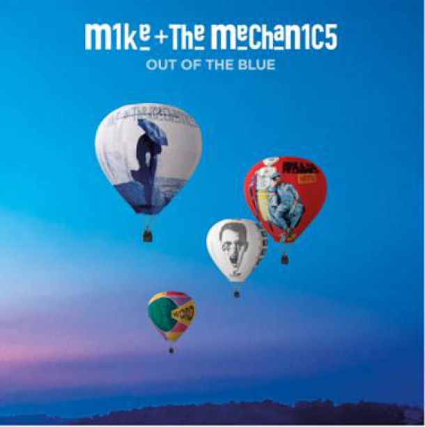 MIKE + THE MECHANICS release new album 'OUT OF THE BLUE'