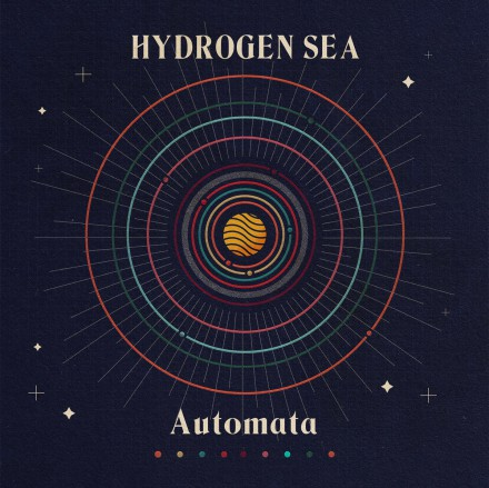 HYDROGEN SEA releases new album 'AUTOMATA'