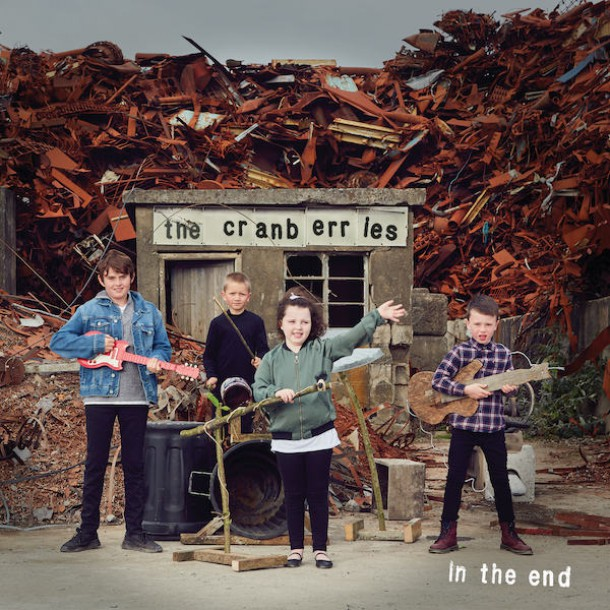 THE CRANBERRIES final album IN THE END is out today!