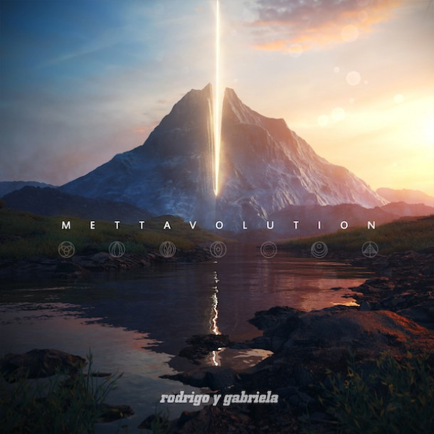 RODRIGO Y GABRIELA's new album METTAVOLUTION is out today!