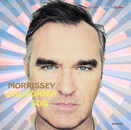 MORRISSEY release new album 'CALIFORNIA SON'