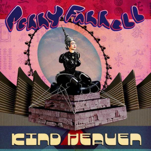 Legendary frontman PERRY FARRELL releases solo album 'KIND HEAVEN'
