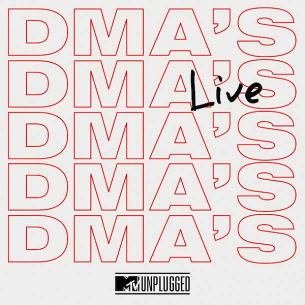 Australian Cult band DMA'S 'MTV UNPLUGGED LIVE' out now!