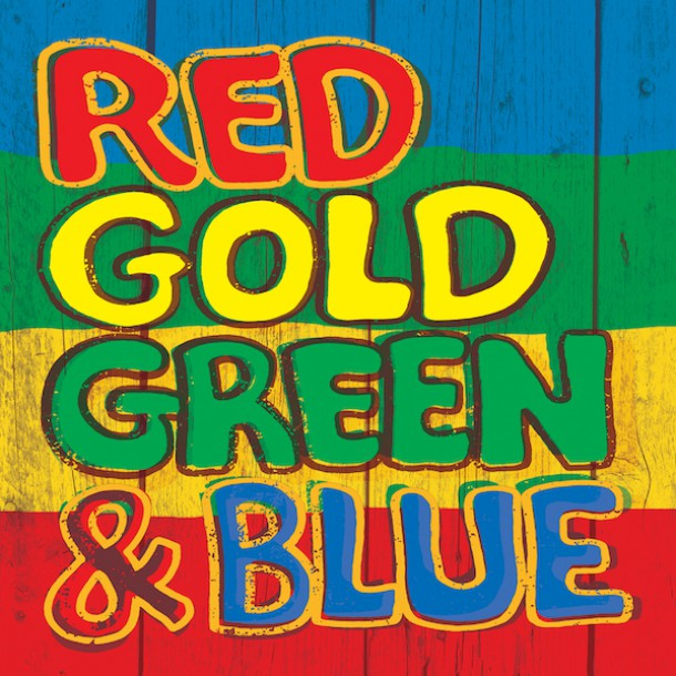 TROJAN JAMAICA release RED, GOLD, GREEN & BLUE today!