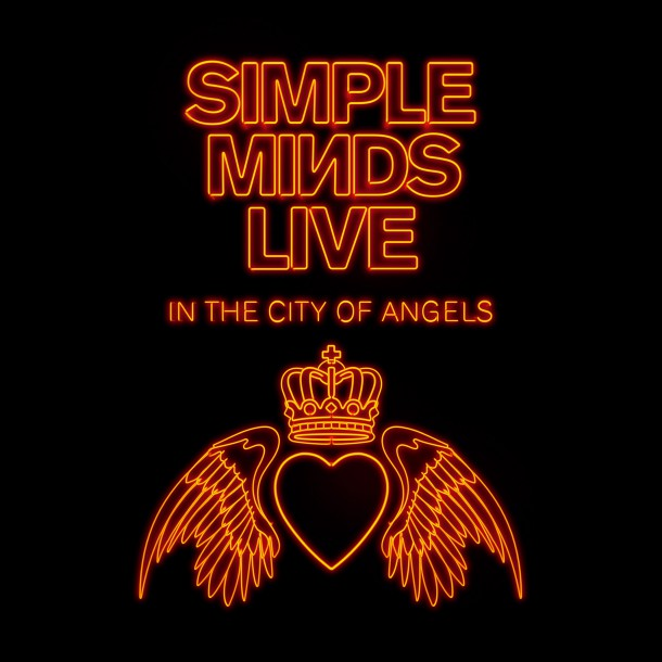 SIMPLE MINDS release album 'LIVE IN THE CITY OF ANGELS'
