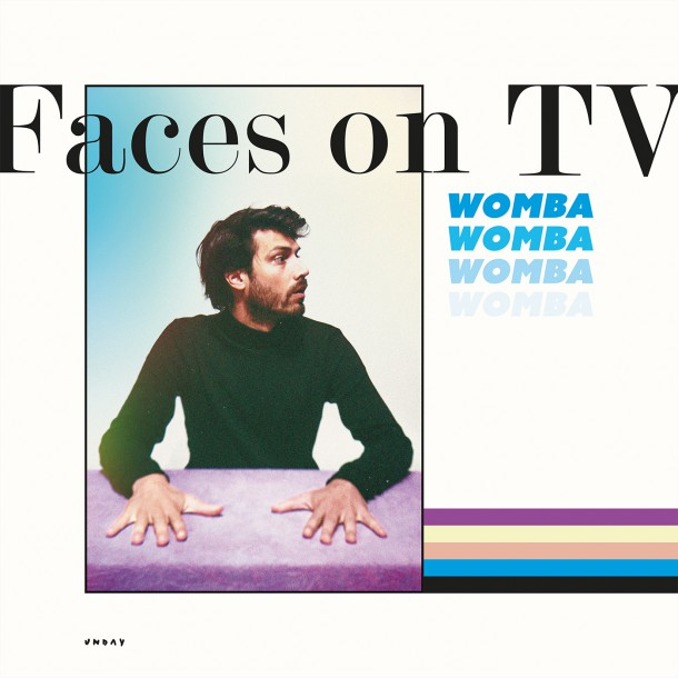 FACES ON TV lost nieuwe single 'WOMBA'
