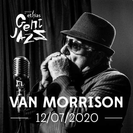 VAN MORRISON is coming to Gent Jazz this summer!