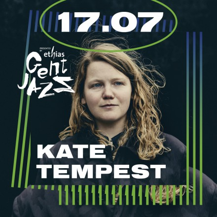 KATE TEMPEST & NILS FRAHM are coming to Ghent Jazz!