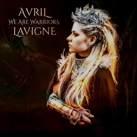 AVRIL LAVIGNE releases single 'WE ARE WARRIORS' to support covid-19 front line workers