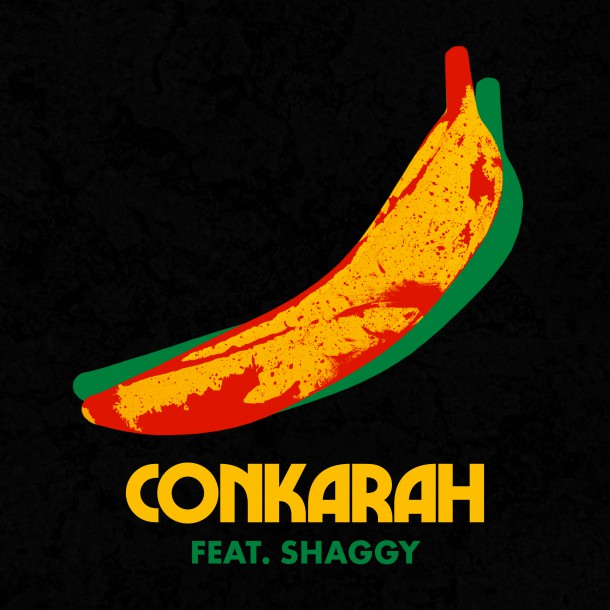 CONKARAH unleashes single 'BANANA' with reggae icon SHAGGY