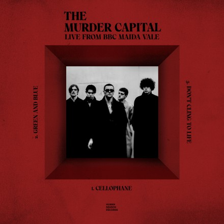 THE MURDER CAPITAL's new ep LIVE FROM BBC MAIDA VALE is out today!