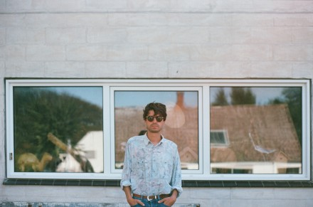 NICOLAS MICHAUX releases new single 'PARROT' from upcoming album