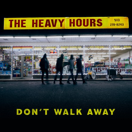 THE HEAVY HOURS release debut single co-written by DAN AUERBACH