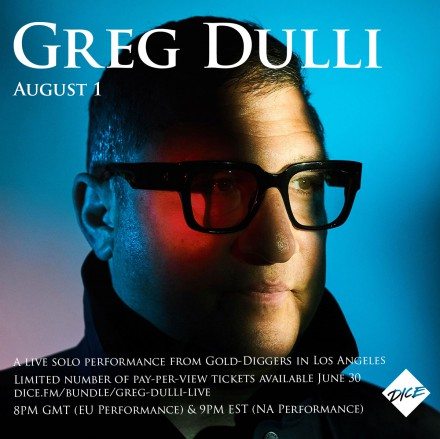 AFGHAN WHIGS frontman GREG DULLI to perform a streamed solo concert on August 1st!