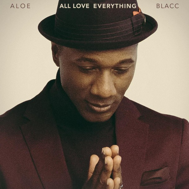 ALOE BLACC releases brand new album 'ALL LOVE EVERYTHING'
