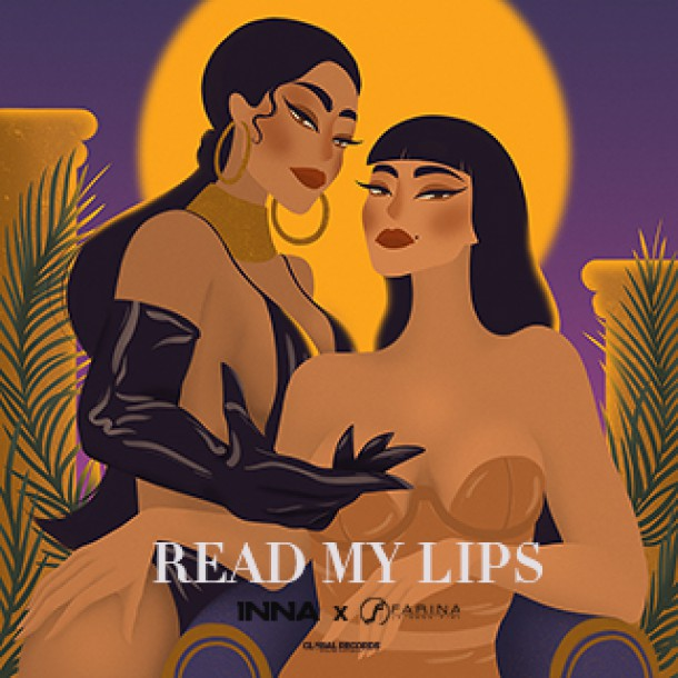 INNA is back with new single 'READ MY LIPS'