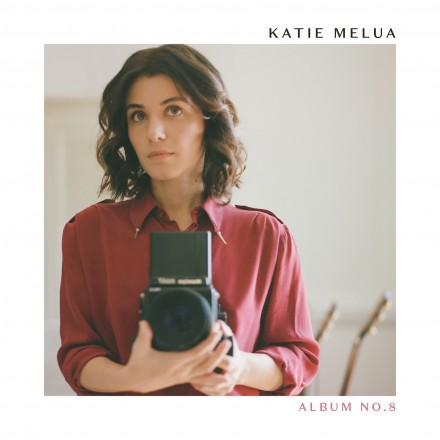 KATIE MELUA's new album ALBUM NO.8 is out today!
