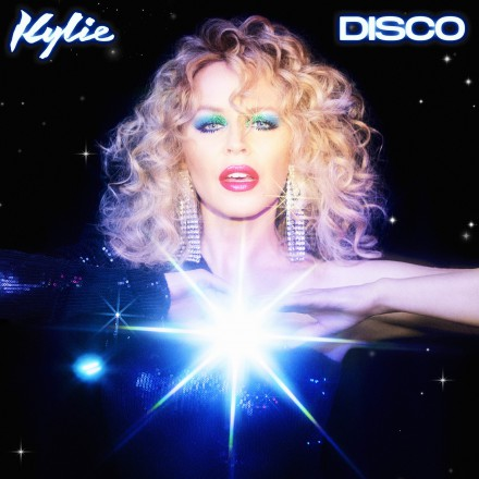 KYLIE MINOGUE releases brand new album 'DISCO'