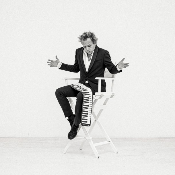 FRANCOIS DE MEYER releases fourth album this year, a piano record entitled ELLIPSIS!