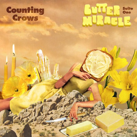 COUNTING CROWS releases new EP 'BUTTER MIRACLE, SUITE ONE'