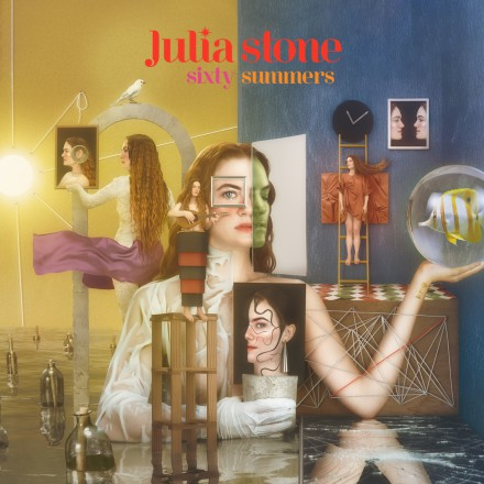 JULIA STONE releases third solo album 'SIXTY SUMMERS'