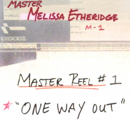 MELISSA ETHERIDGE announces new album with single 'ONE WAY OUT'