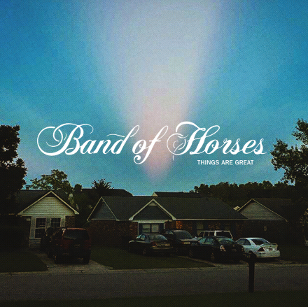 BAND OF HORSES announce new album and new single!
